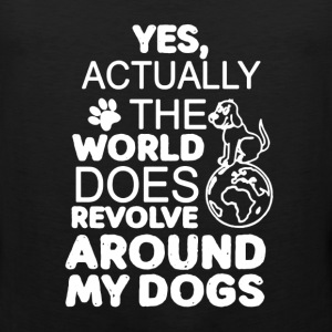 My Dog Shirt - Men's Premium Tank