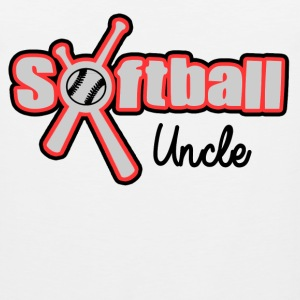 SOFTBALL UNCLE - Men's Premium Tank
