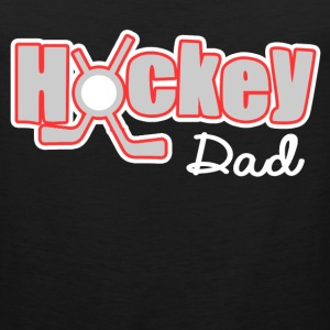 HOCKEY DAD - Men's Premium Tank