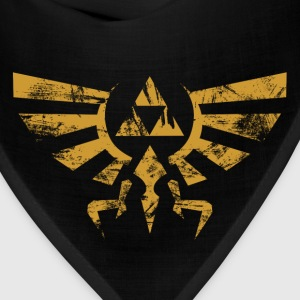 Triforce Grunge - Bandana