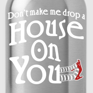 House Shirt - Water Bottle