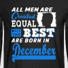 Best Men Born In December - Men's Long Sleeve T-Shirt