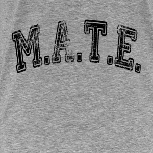 MATE Friend Buddy Hoodies - Men's Premium T-Shirt