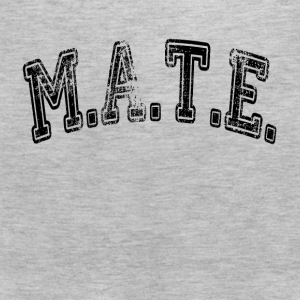 MATE Friend Buddy Hoodies - Men's Premium Tank