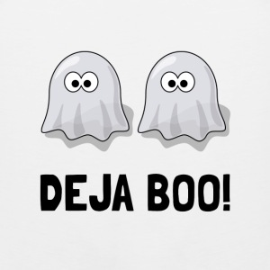 Deja Boo Twin Ghosts - Men's Premium Tank