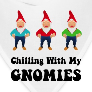 Chilling With My Gnomies - Bandana