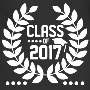 CLASS OF 2017 - Adjustable Apron