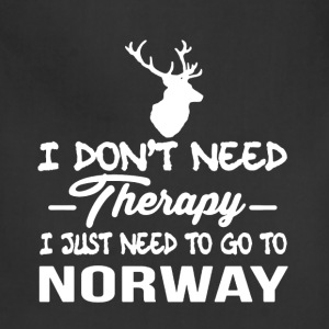 Norway Therapy Shirt - Adjustable Apron