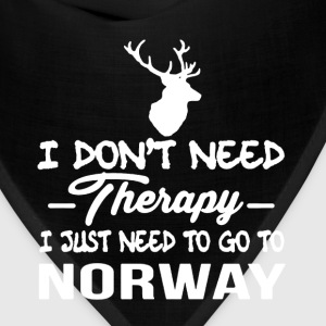 Norway Therapy Shirt - Bandana