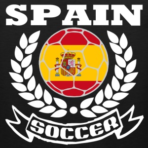 SPAIN SOCCER TEAM - Men's Premium Tank