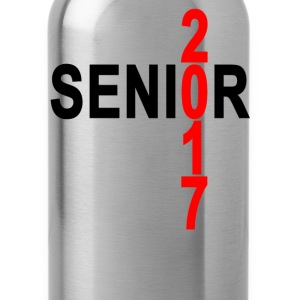 senior_2017_ - Water Bottle