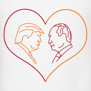 Trump Putin Fine Bromance Tanks - Men's T-Shirt