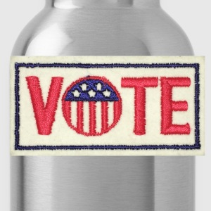 VOTE T-shirt - Water Bottle