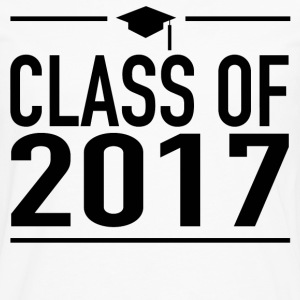 CLASS OF 2017 - Men's Premium Long Sleeve T-Shirt