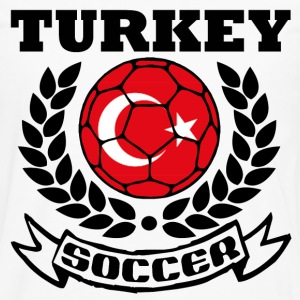 TURKEY SOCCER TEAM - Men's Premium Long Sleeve T-Shirt