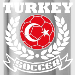TURKEY SOCCER TEAM - Water Bottle
