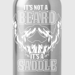 Beard Saddle Shirt - Water Bottle