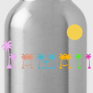 Hawaii Coconut T-Shirts - Water Bottle