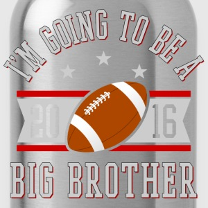 Big Brother To Be 2016 Kids' Shirts - Water Bottle
