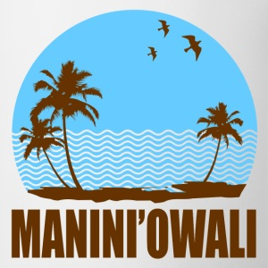 MANINI'OWALI BEACH - Coffee/Tea Mug