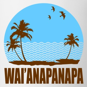 WAI'ANAPANAPA BEACH - Coffee/Tea Mug
