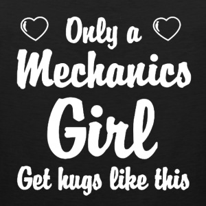 Mechanics Girl Shirt - Men's Premium Tank