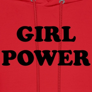 Girl power Long Sleeve Shirts - Men's Hoodie