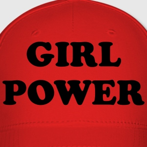 Girl power Long Sleeve Shirts - Baseball Cap
