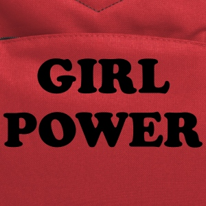 Girl power T-Shirts - Computer Backpack