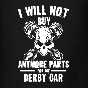 Derby Car Shirt - Men's T-Shirt