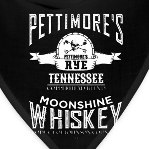 Moonshine Whiskey Shirt - Bandana