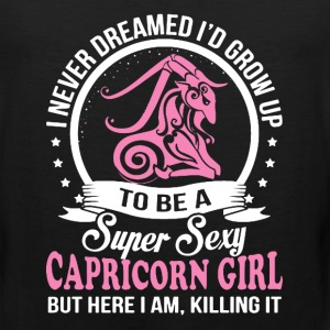 Super Sexy Capricorn Girl - Men's Premium Tank