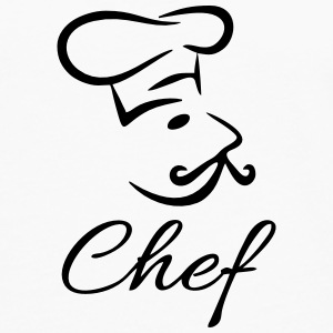 Chef Caps - Men's Premium Long Sleeve T-Shirt
