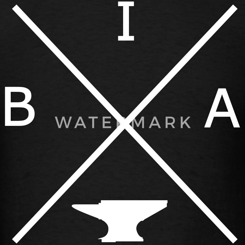 BIA - Text and Logo T-Shirts - Men's T-Shirt