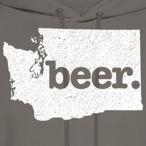 Washington State Beer - Men's Hoodie