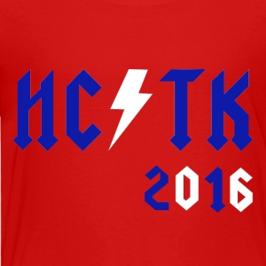 Kids HC/TK 2016 - Toddler Premium T-Shirt