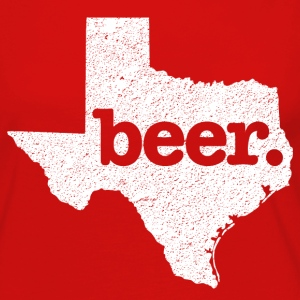 Texas State Beer Premium T-Shirt - Women's Premium Long Sleeve T-Shirt