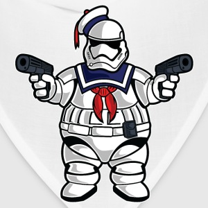 Stay Puft Stormtrooper Hoodies - Bandana