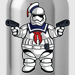 Stay Puft Stormtrooper T-Shirts - Water Bottle