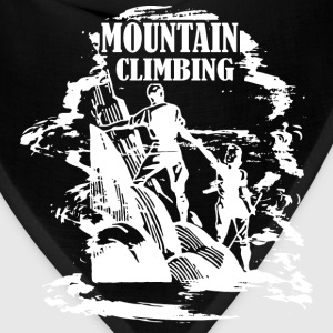 Mountain Climbing T-Shirts - Bandana