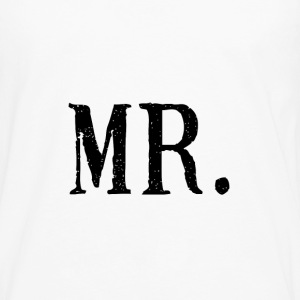 Mr Mister - Men's Premium Long Sleeve T-Shirt