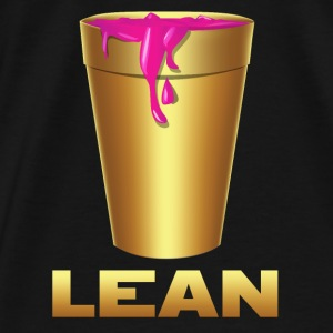 LEAN GOLD Bags & backpacks - Men's Premium T-Shirt