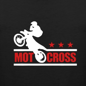 Motocross Shirt - Men's Premium Tank