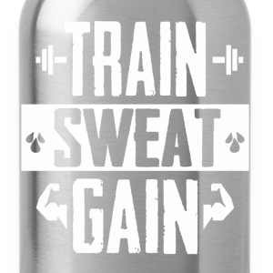Train Sweat Gain - Water Bottle