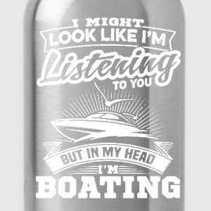 Boating Shirt - Water Bottle