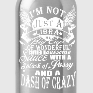 Libra Shirt - Water Bottle