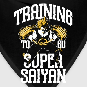Training Goku Shirt - Bandana