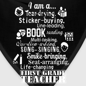 Grade Teacher Shirt - Bandana