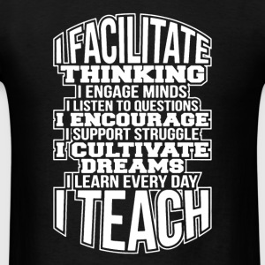 Teach Shirt - Men's T-Shirt