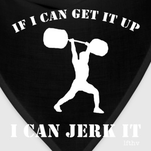 jerk it T-Shirts - Bandana